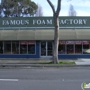 Famous Foam Factory
