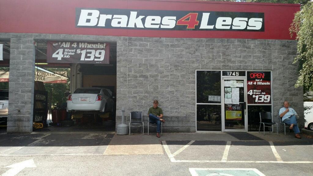 Used Cars Charleston Sc >> Brakes 4 Less Charleston, SC 29407 - YP.com
