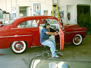 Pro Auto Glass classic car glass replacement