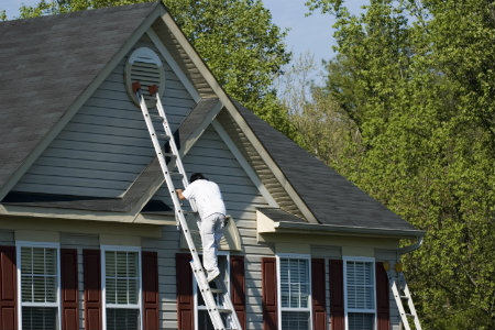guaranteed roofing services image