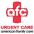 AFC Urgent Care Beaverton