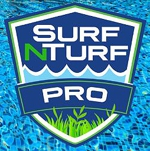 Surf N Turf Pro logo