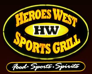 Heroes West Sports Grill, Joliet IL