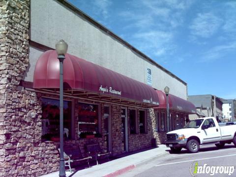 Angie's Restaurant, Castle Rock CO