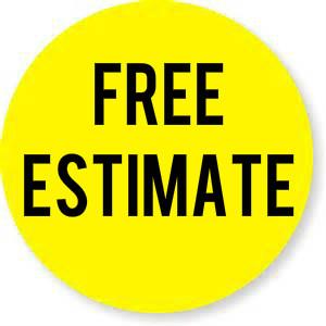 Free paving estimate