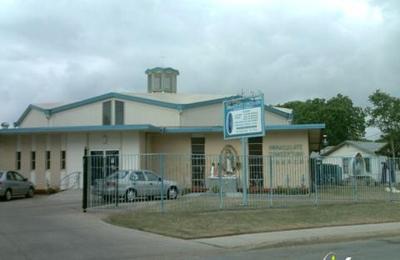 Immaculate Conception Catholic Church - San Antonio, TX