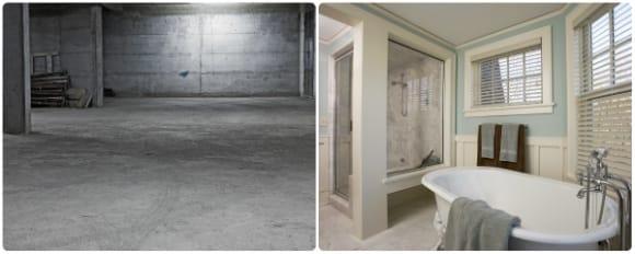 basement remodeling services