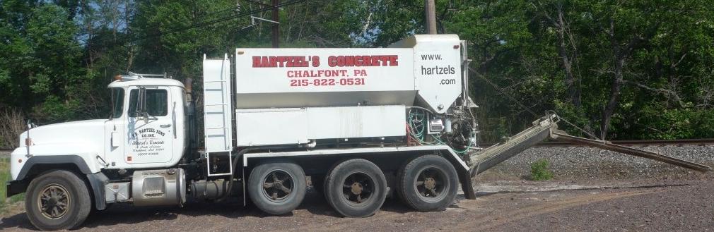 Hartzel's Concrete
