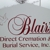 Blair's Direct Cremation & Burial Service I