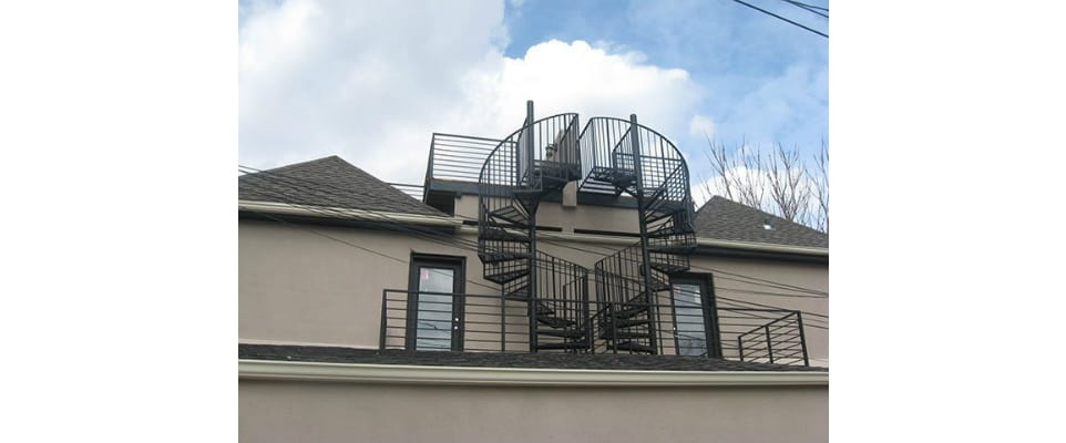 Spiral Staircases - International Ironworks LLC