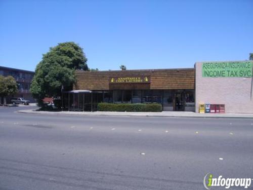 Anastashia's Coin Laundry - Redwood City, CA