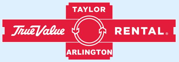 Taylor Rental Arlington Logo