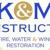 K & M Construction