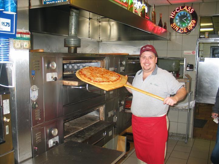 Hi-Class Pizza, Bellerose NY