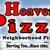 Phil's Heavenly Pizza