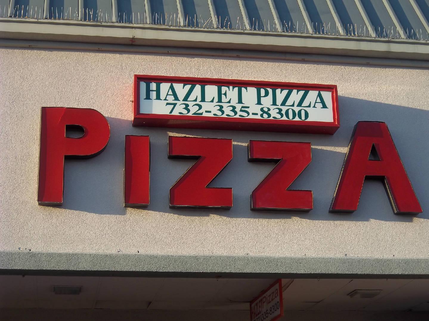 Hazlet Pizza, Hazlet NJ