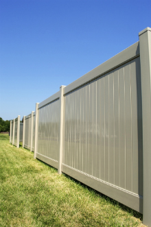 commercial fences
