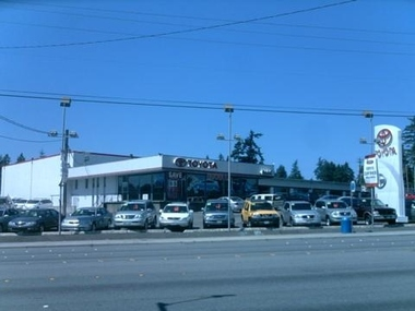 Magic Toyota, Edmonds WA
