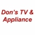 Don's TV & Appliance