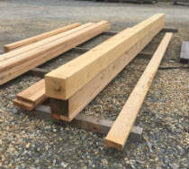 wood for building