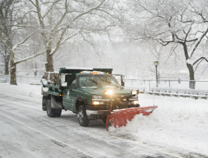 Side bar Snow removal
