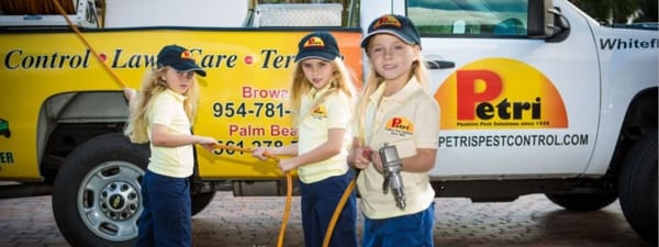 girls pest control