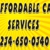 Affordable Cab Services
