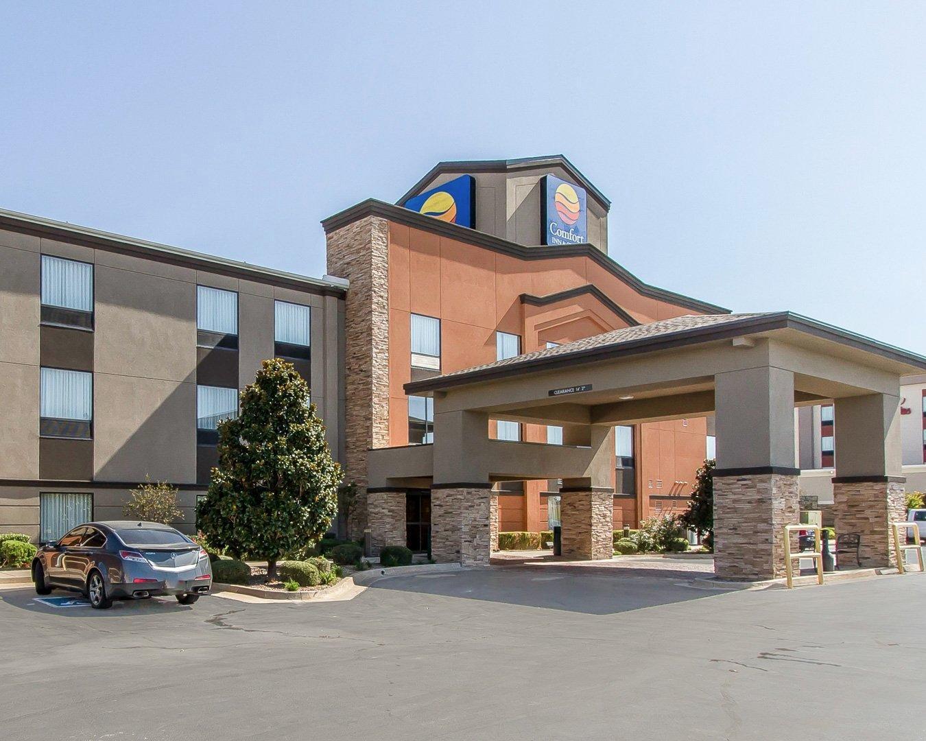 Comfort Inn & Suites, Pauls Valley OK