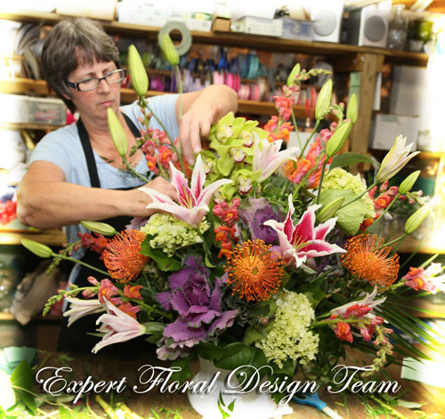 bridal arrangements