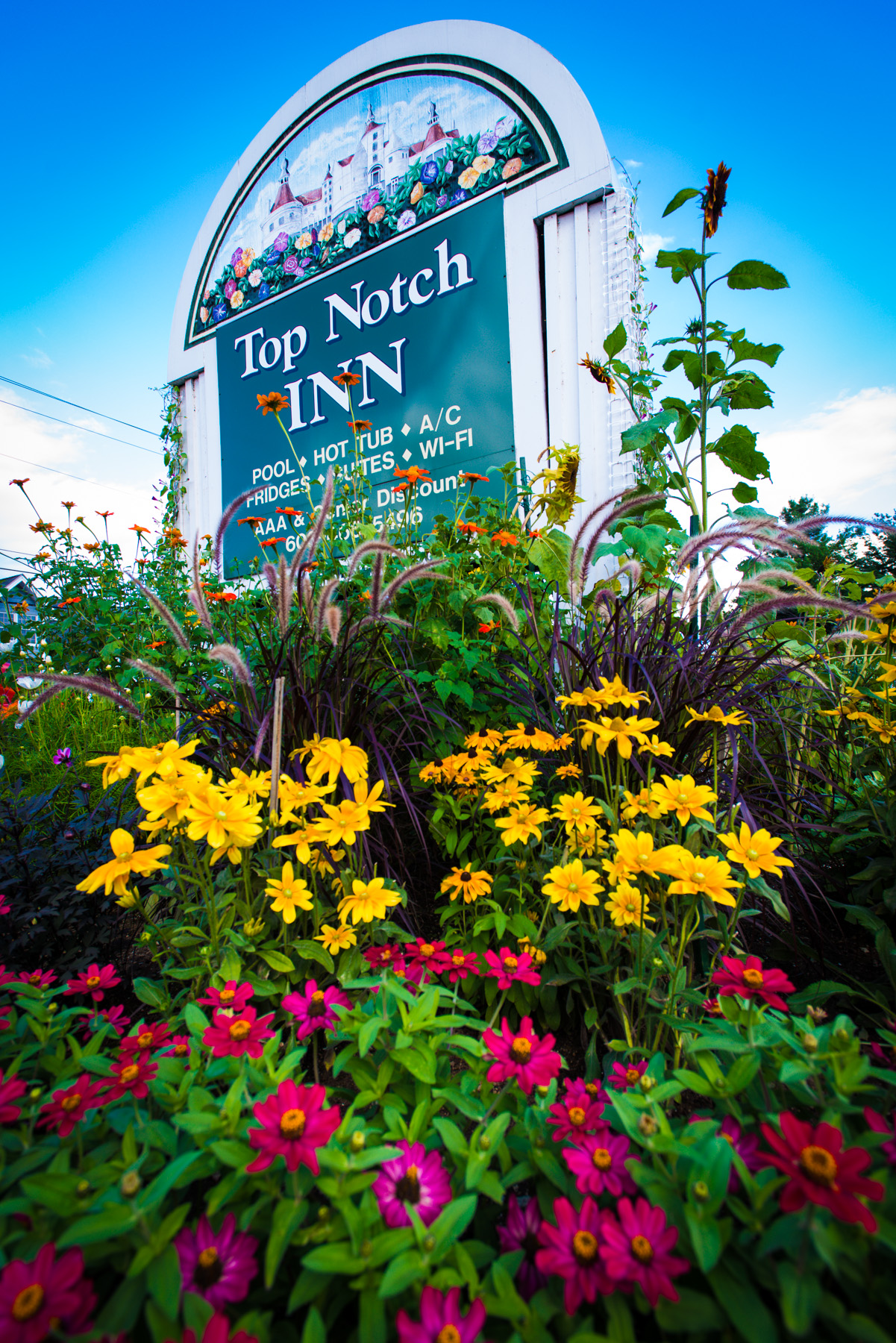 Top Notch Inn, Gorham NH