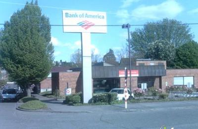 Bank of America - Seattle, WA