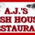 A J's Fish House