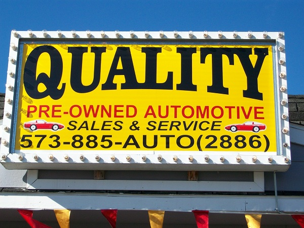 Quality Pre-Owned Automotive, Cuba MO