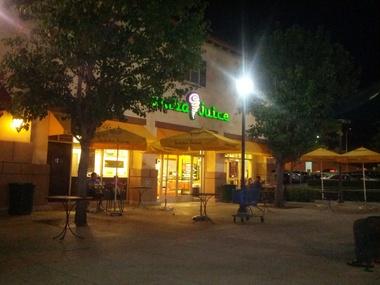 Jamba Juice, Stevenson Ranch CA