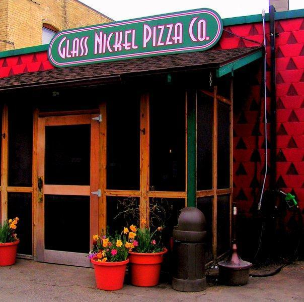 Glass Nickel Pizza Co., Madison WI