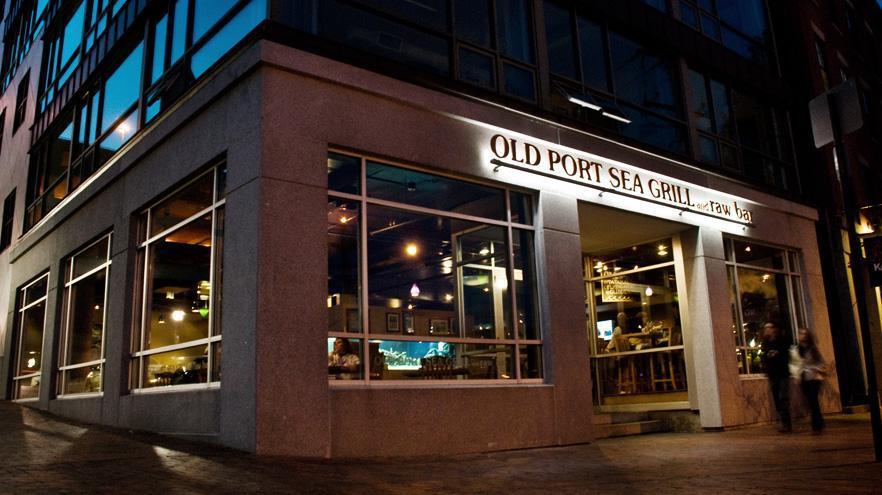 Old Port Sea Grill & Raw Bar, Portland ME