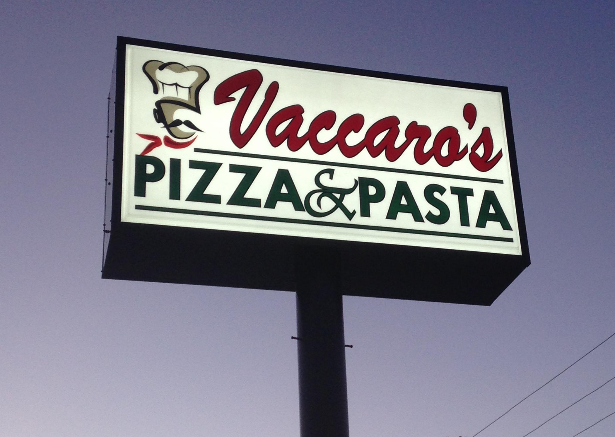 Vaccaro's Pizza & Pasta, Mansfield MO