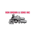 Ron Brown & Sons Inc