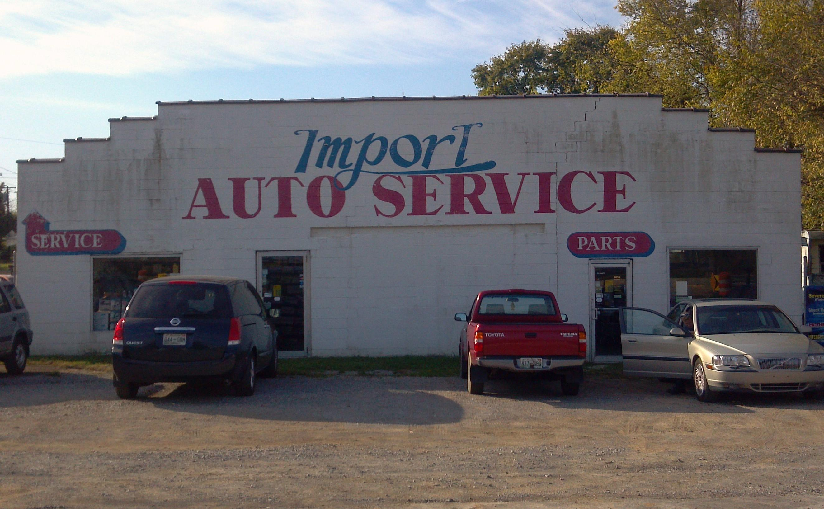 Import Auto Service, Gallatin TN