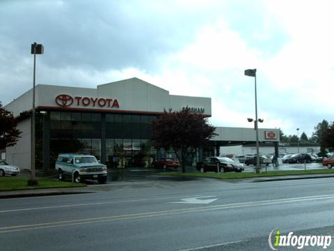 Gresham Toyota-Scion, Gresham OR