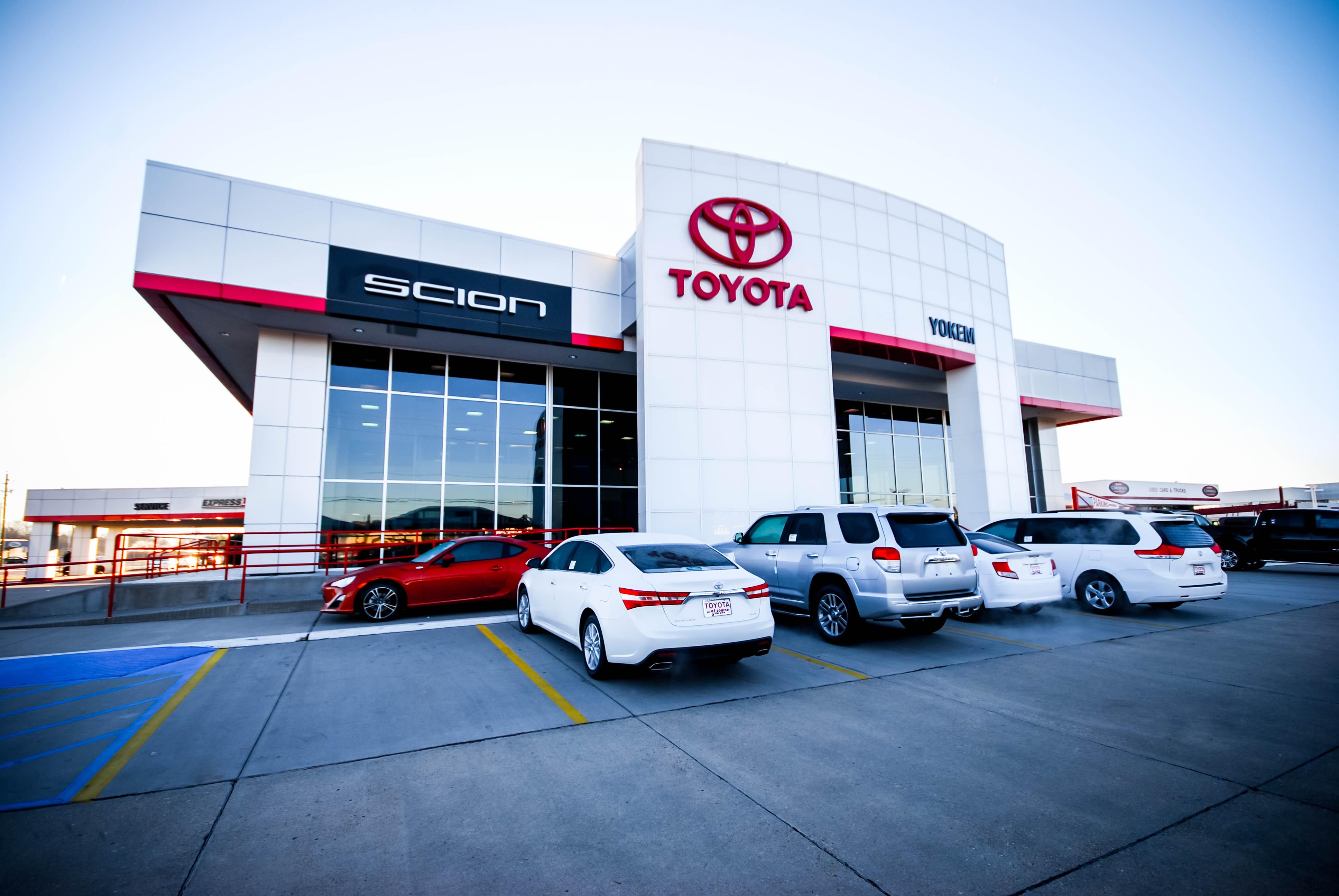 Yokem Toyota Shreveport La 71105 Yp Com