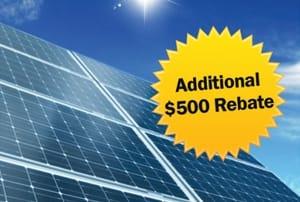 Solar Energy Rebates