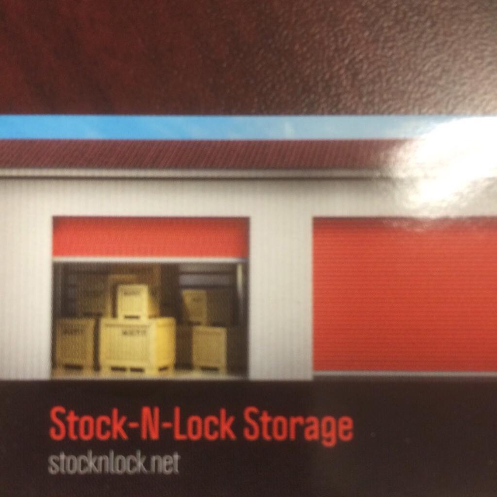 Stock N Lock Storage