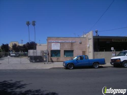 Doug's Classic and Hot Rod Repairs - San Mateo, CA