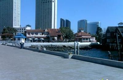 Harbor House Restaurant - San Diego, CA