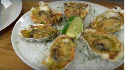 Pacific Oyster, Bay City OR