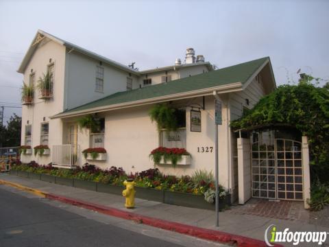 Cindy's Backstreet Kitchen, Saint Helena CA