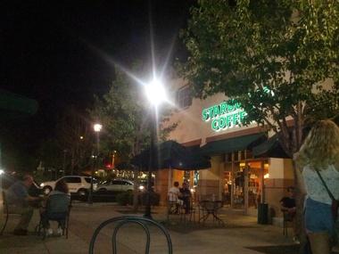 Starbucks Coffee, Stevenson Ranch CA
