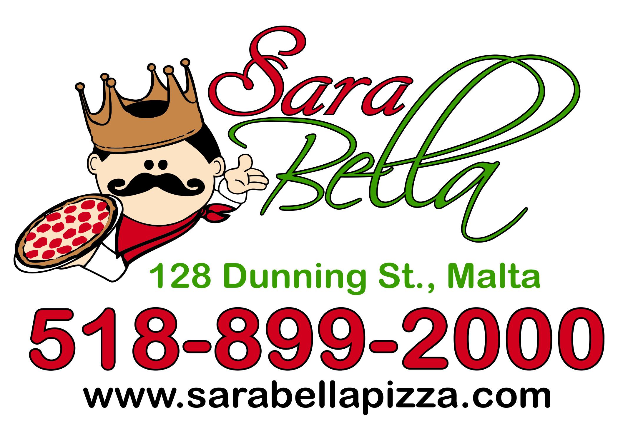 SaraBella Pizza, Ballston Spa NY