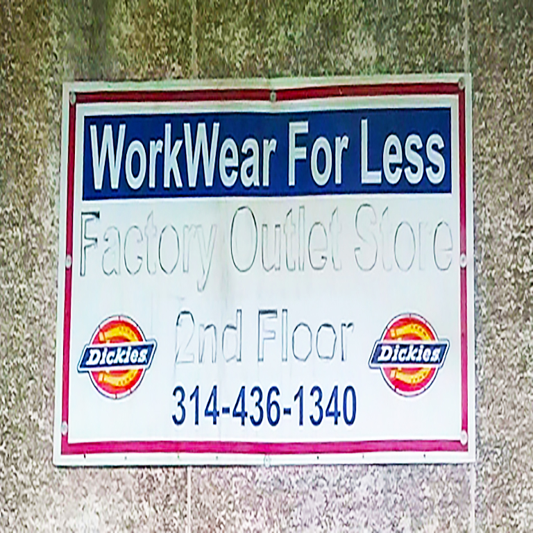 Work Wear For Less